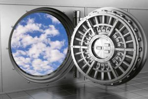 Cloud Backup data security