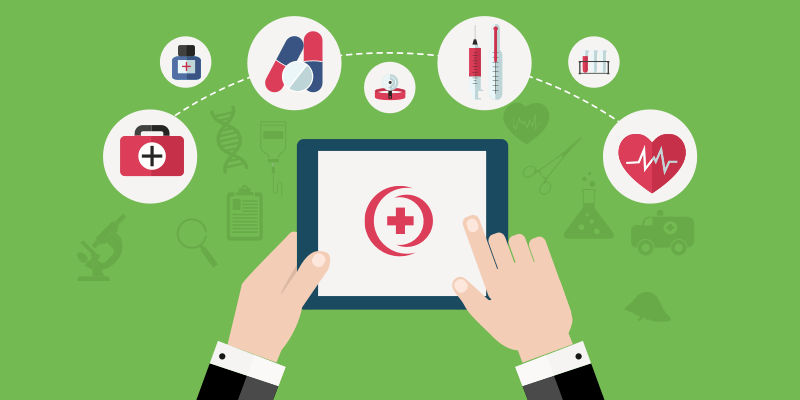 Internet of Things and its application in Medicine and Military